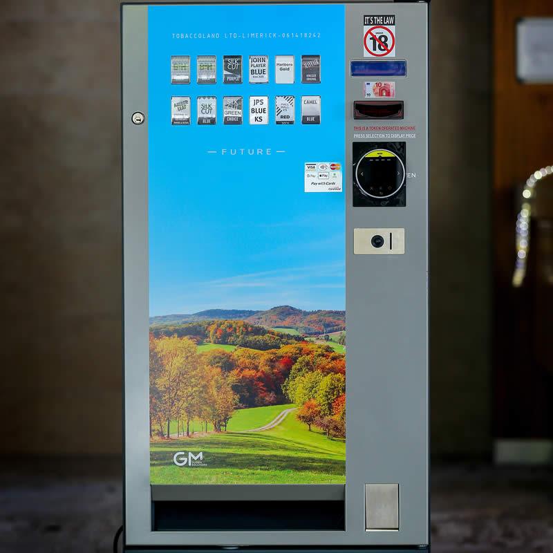 Cigarette Vending Machines Ireland