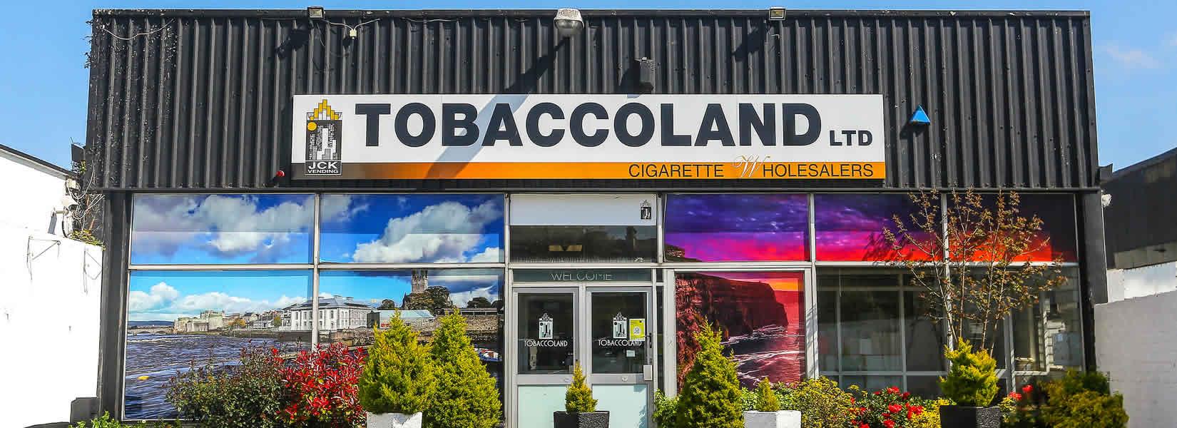 Tobaccoland Cigarette Vending